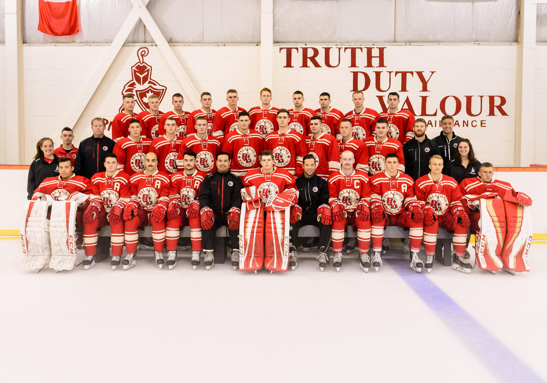 RMC Paladins Hockey | Royal Military College of Canada