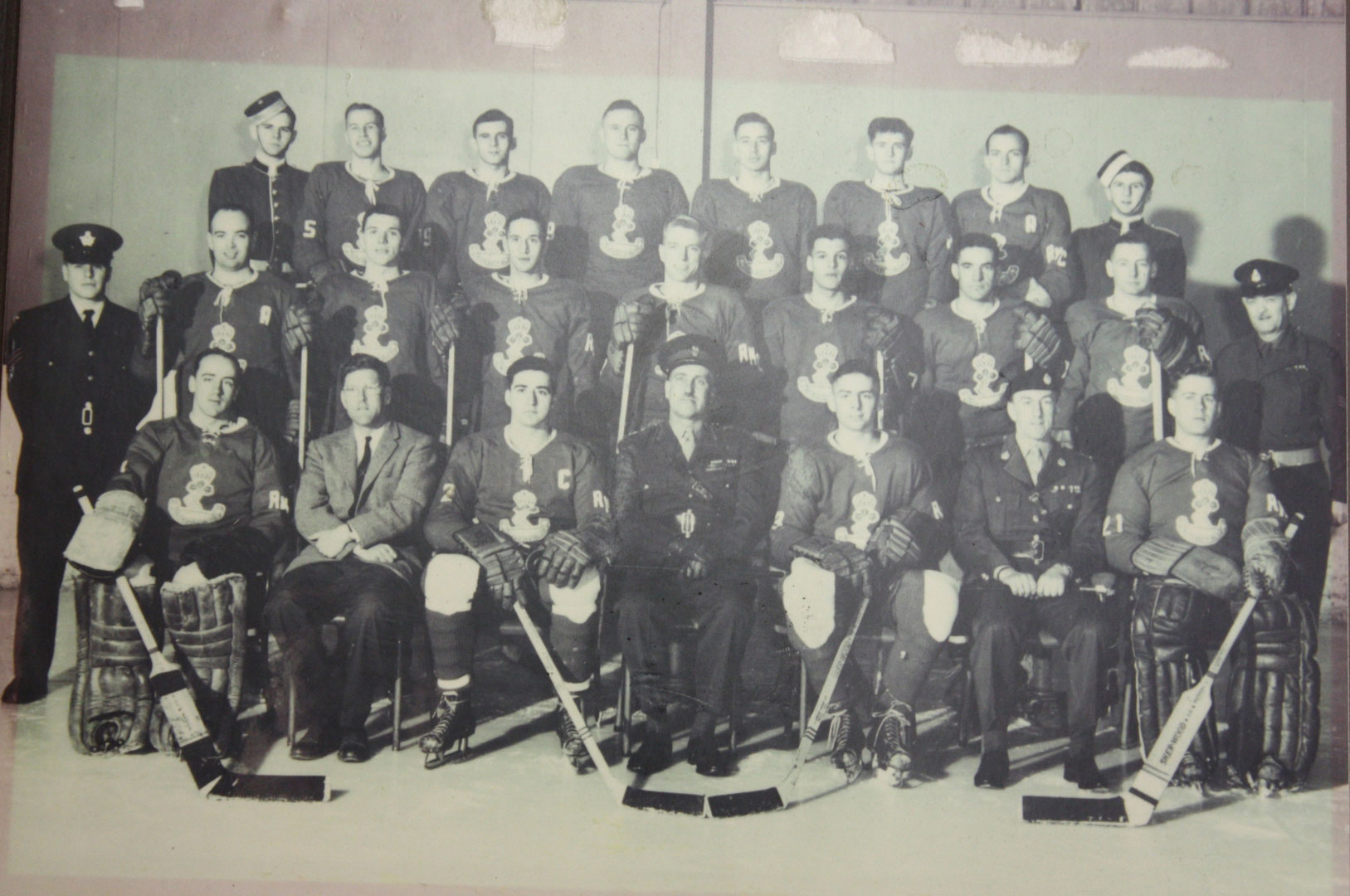 RMC Hockey 1960-61 Picture