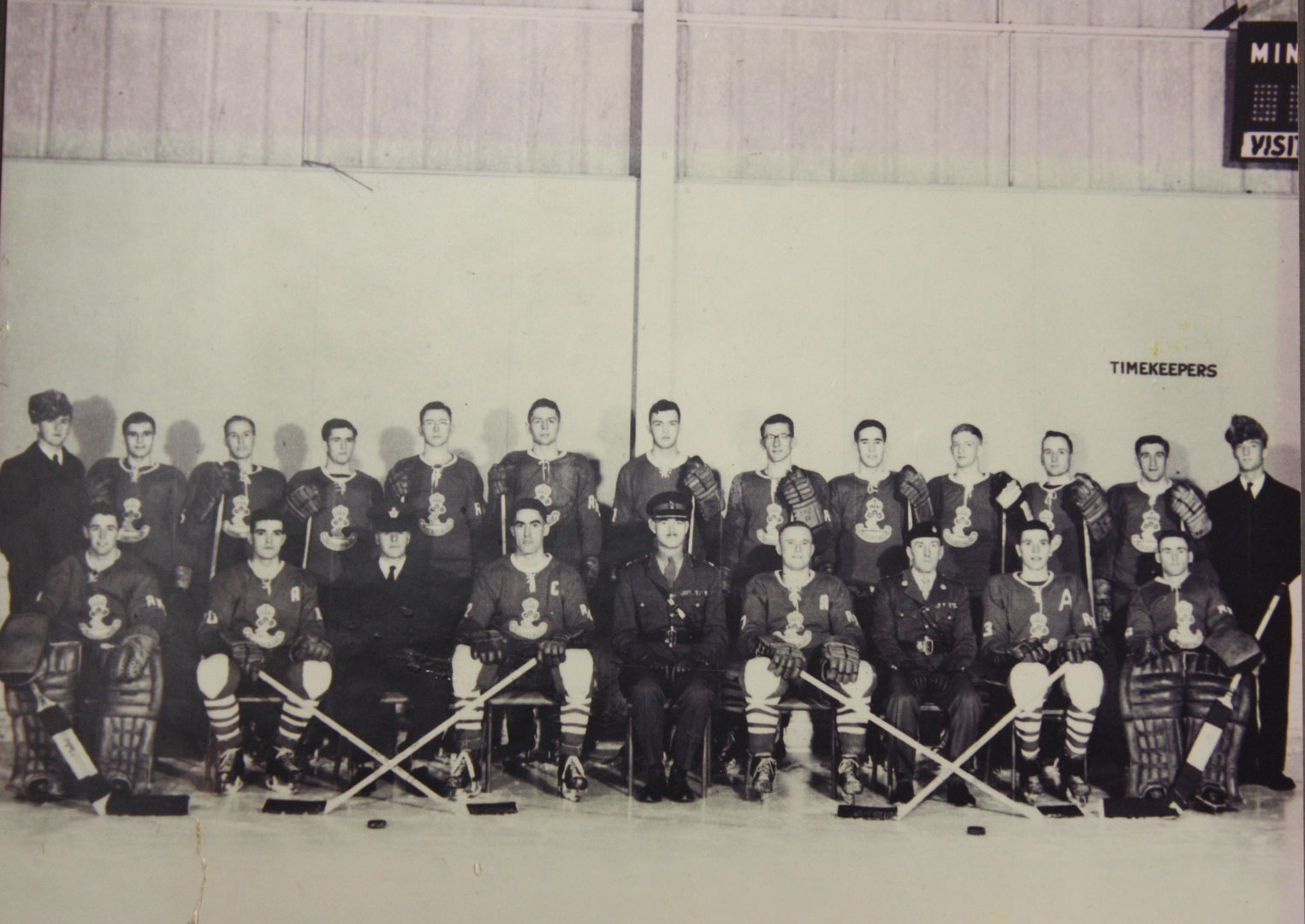 RMC Hockey 1961-62 Picture