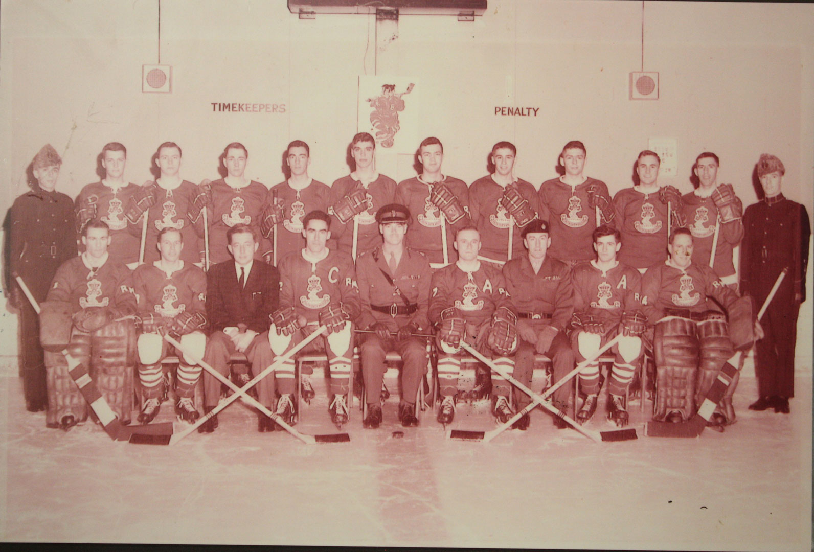 RMC Hockey 1962-63 Picture