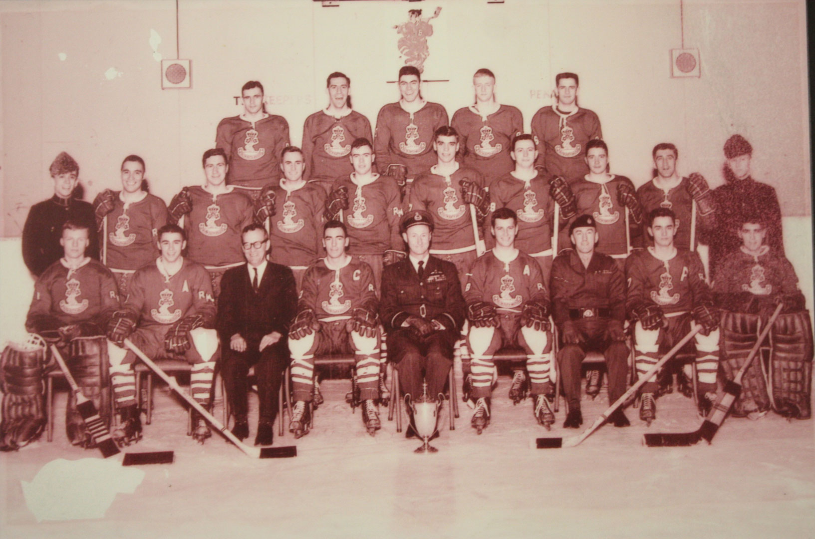 RMC Hockey 1963-64 Picture
