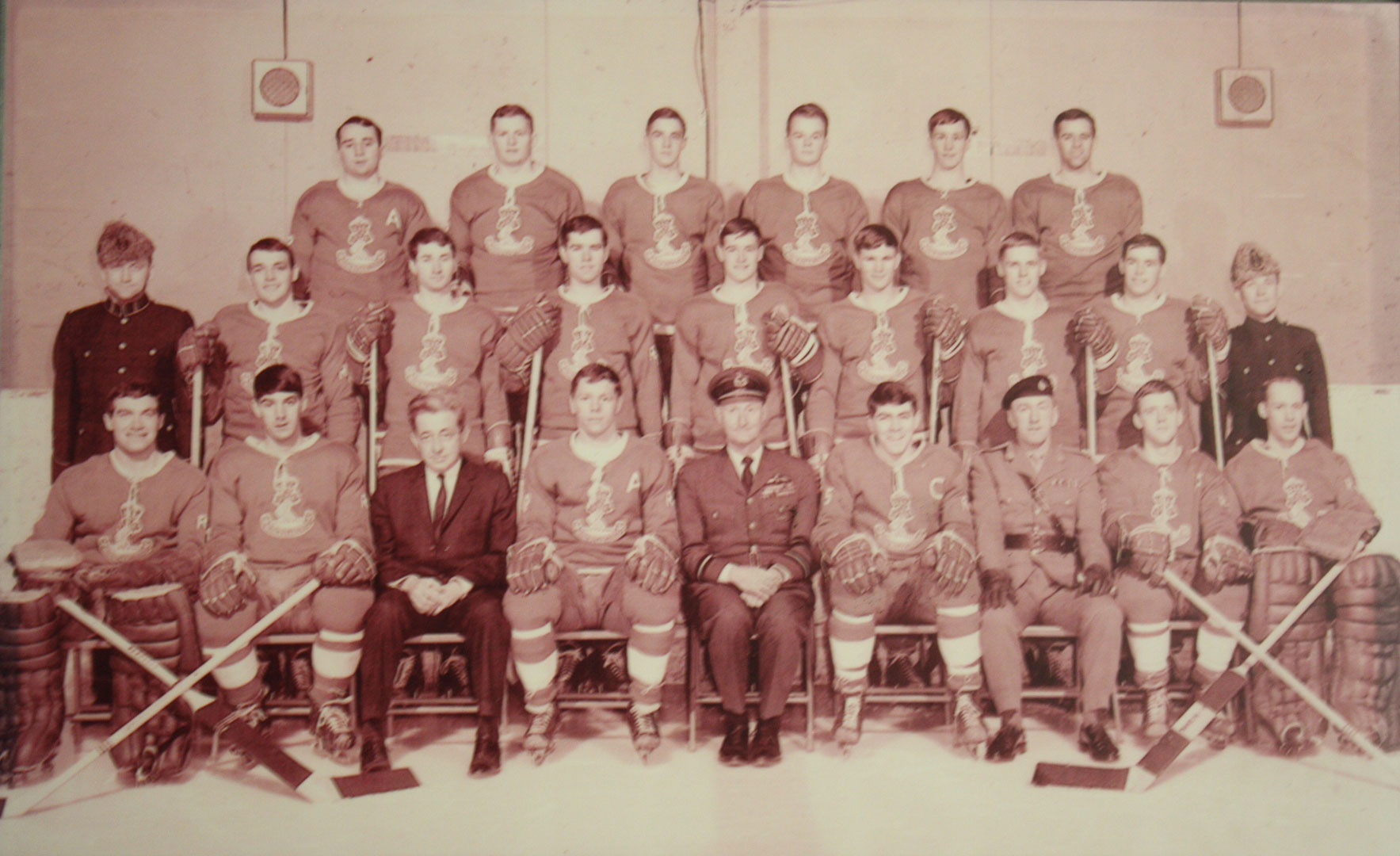 RMC Hockey 1966-67 Picture
