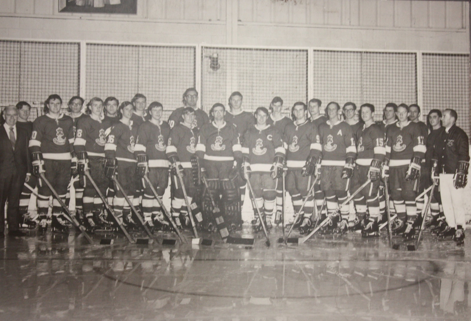 RMC Hockey 1970-71 Picture