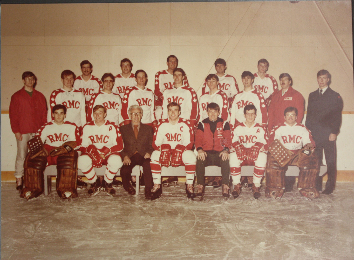 RMC Hockey 1978-79 Picture