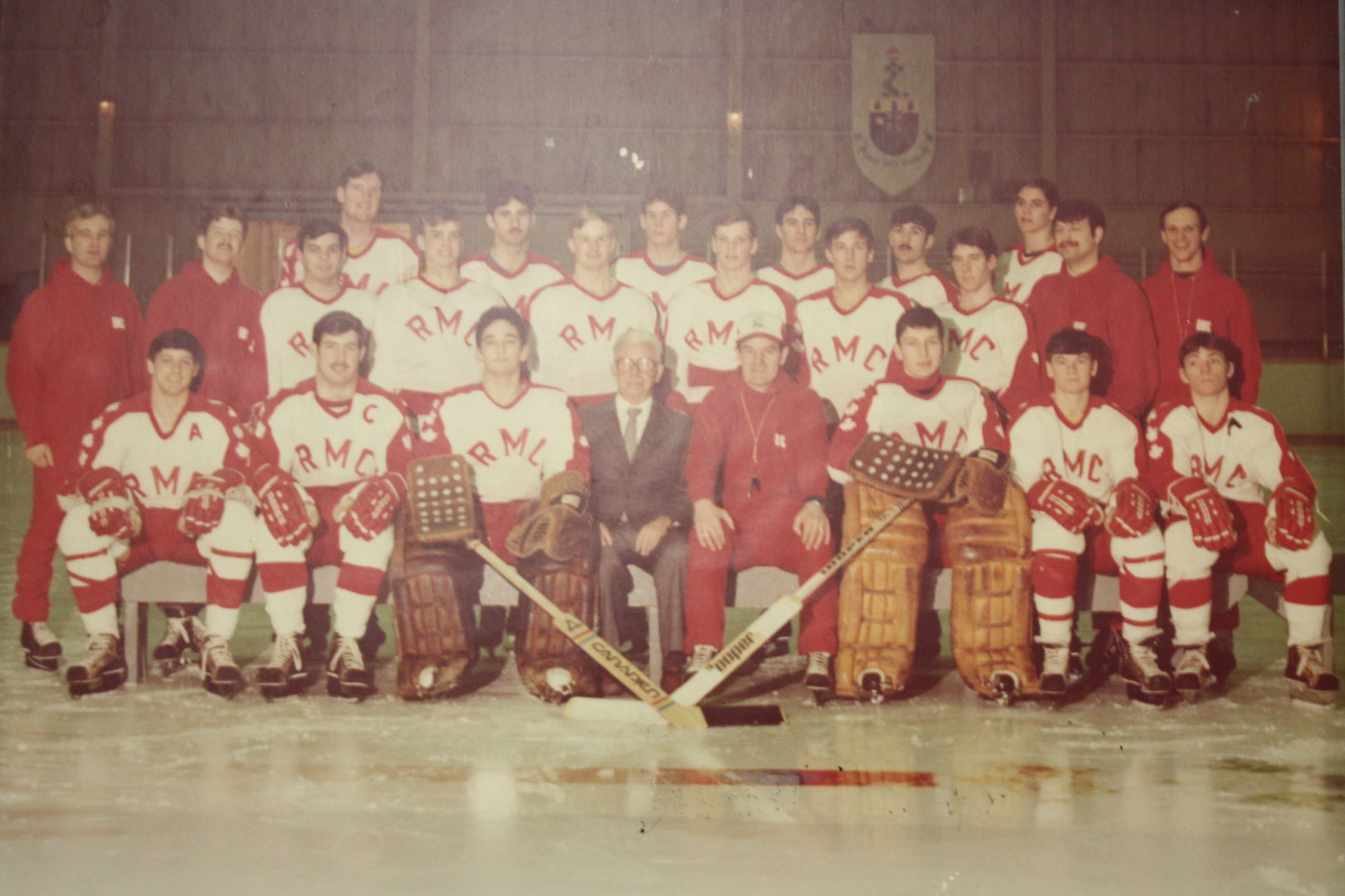 RMC Hockey 1980-81 Picture