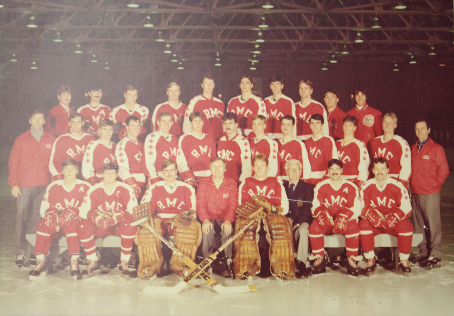 RMC Hockey 1981-82 Picture