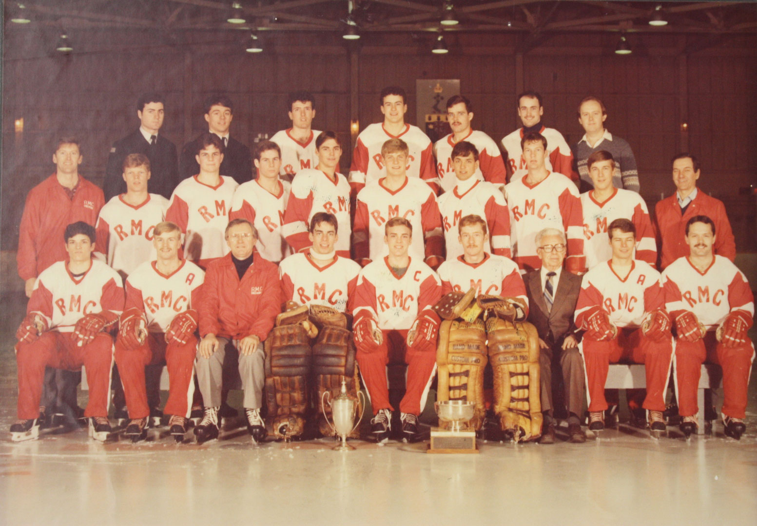RMC Hockey 1982-83 Picture