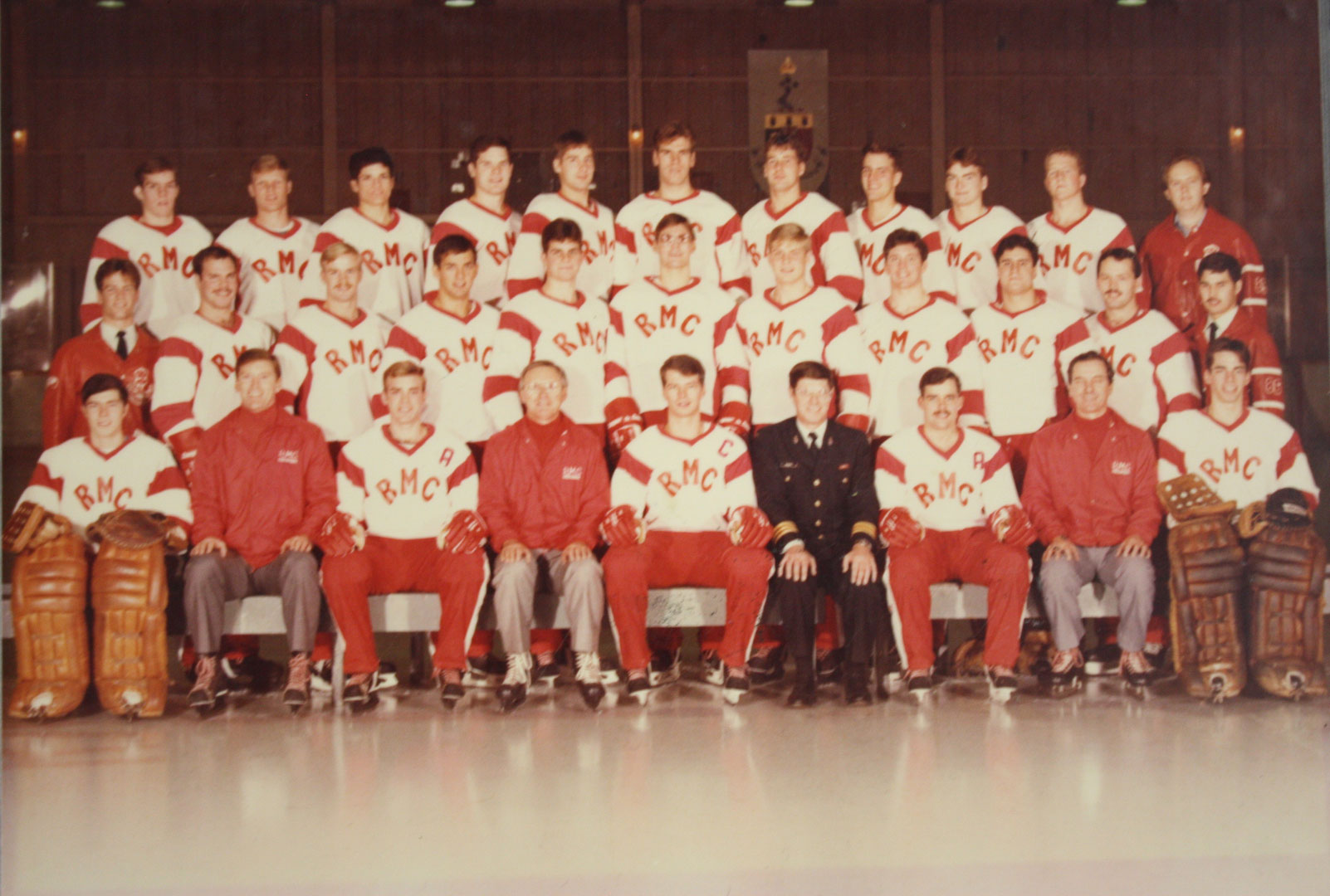 RMC Hockey 1984-85 Picture