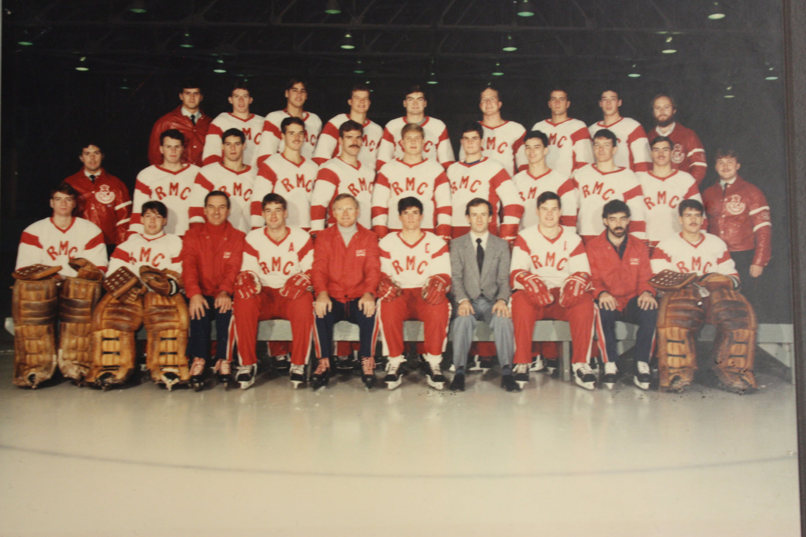 RMC Hockey 1985-86 Picture