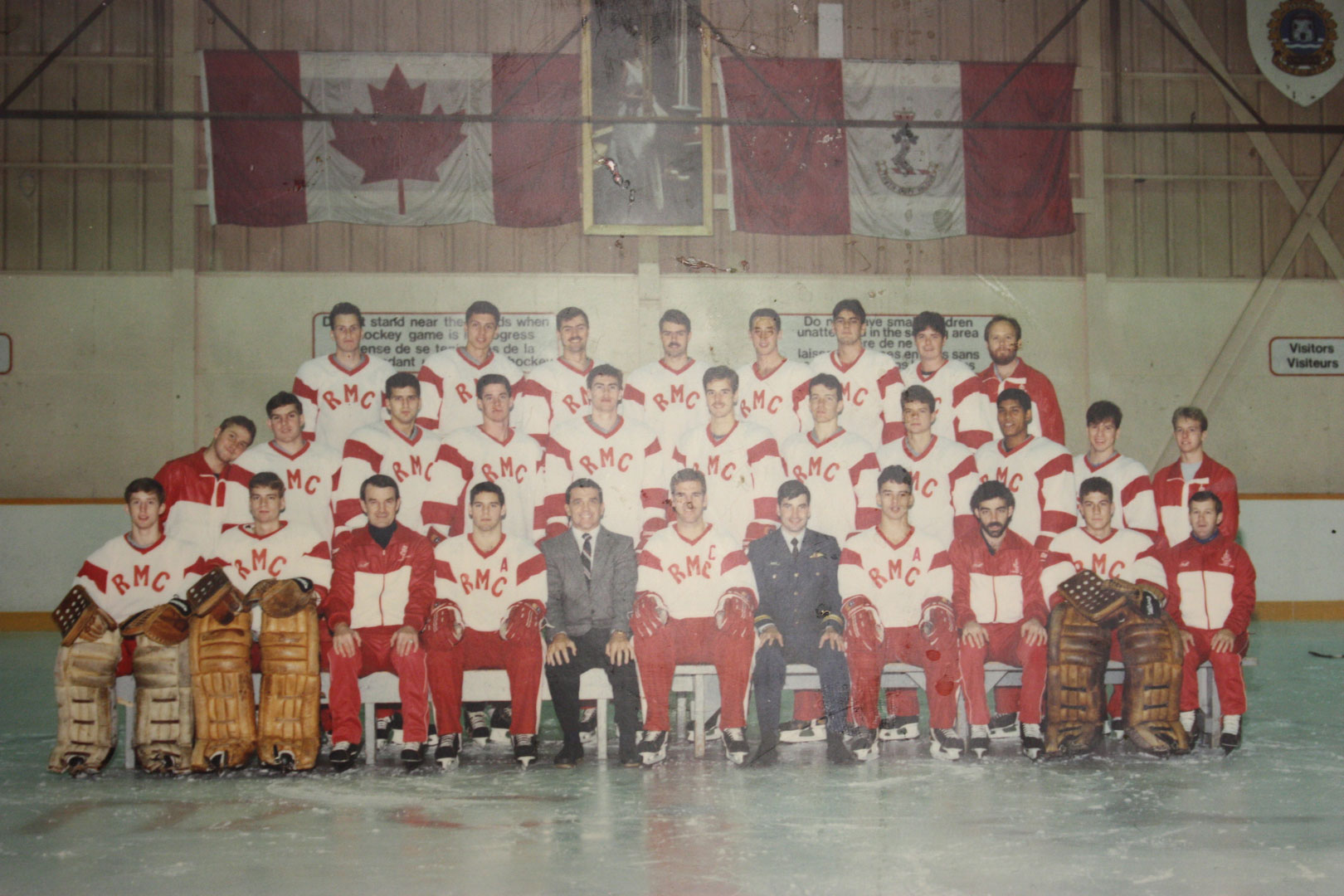 RMC Hockey 1987-88 Picture