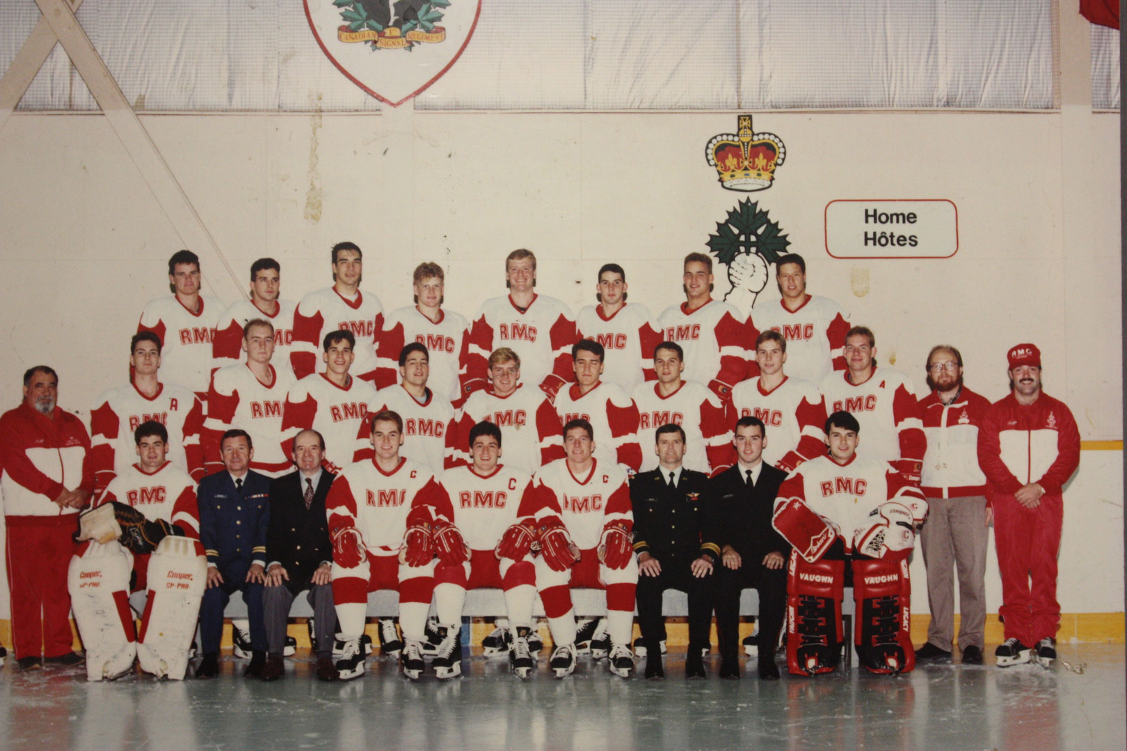 RMC Hockey 1990-91 Picture