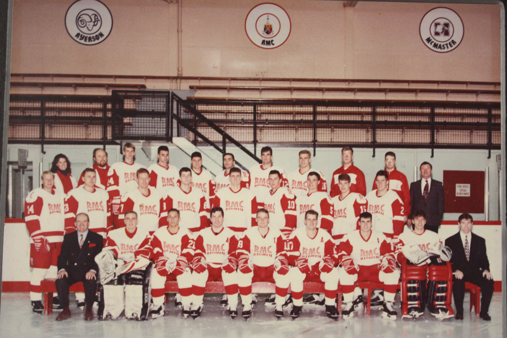 RMC Hockey 1994-95 Picture