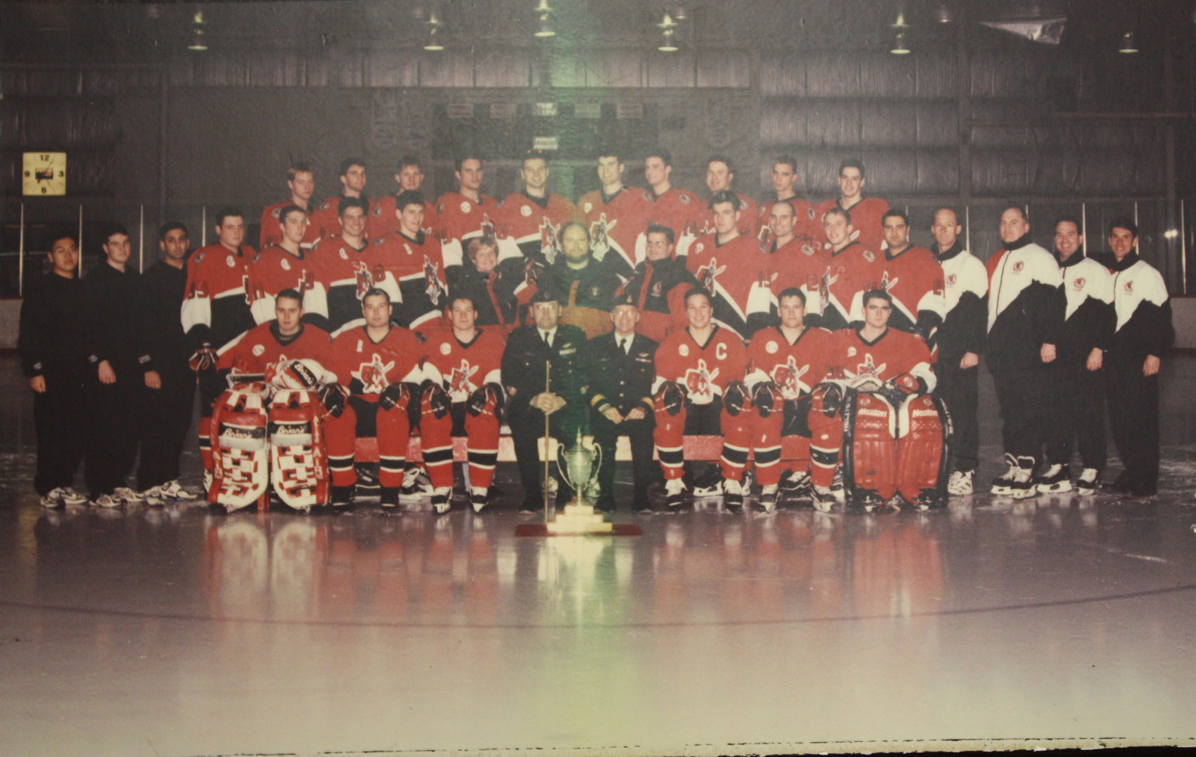 RMC Hockey 1999-2000 Picture