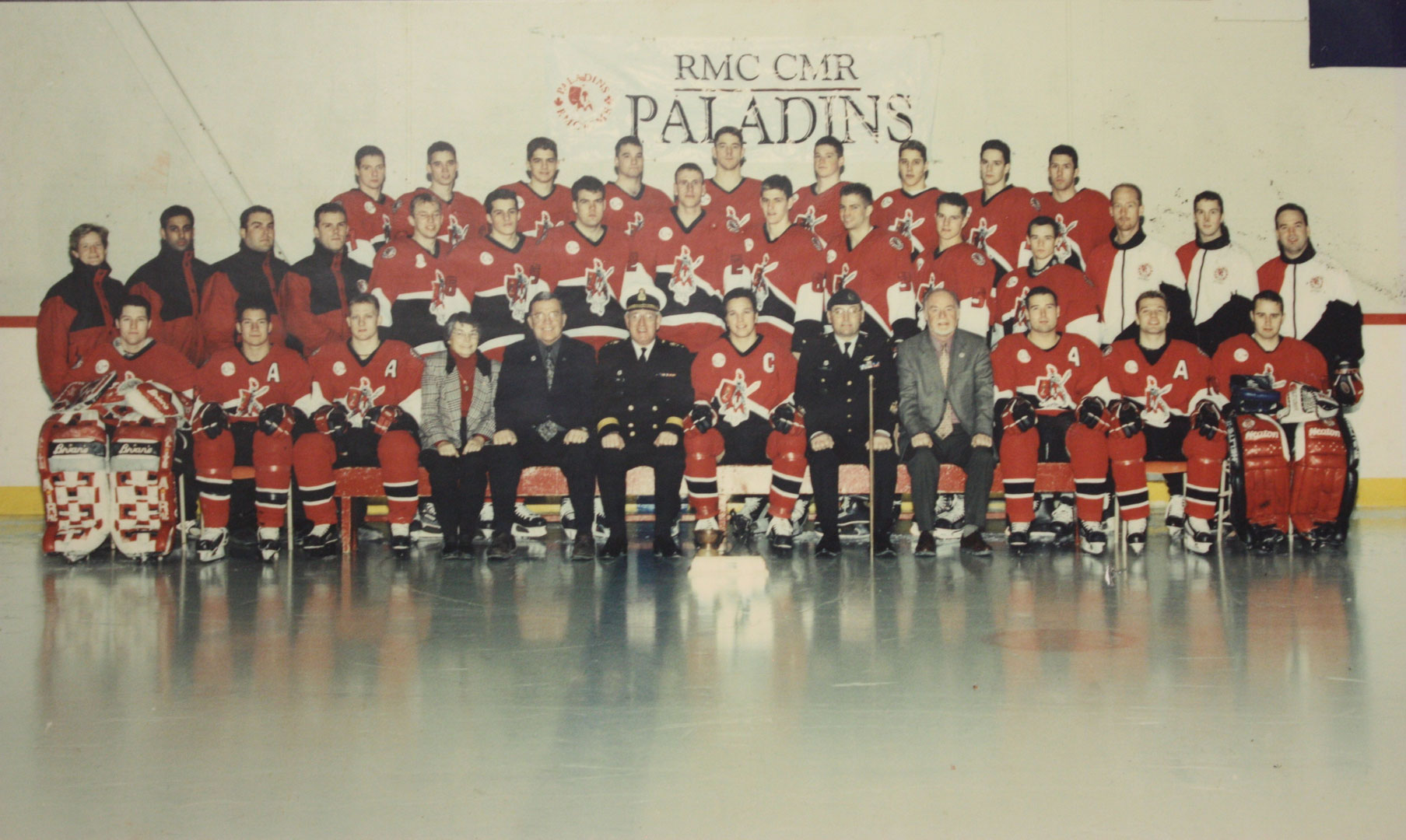 RMC Hockey 2000-01 Picture