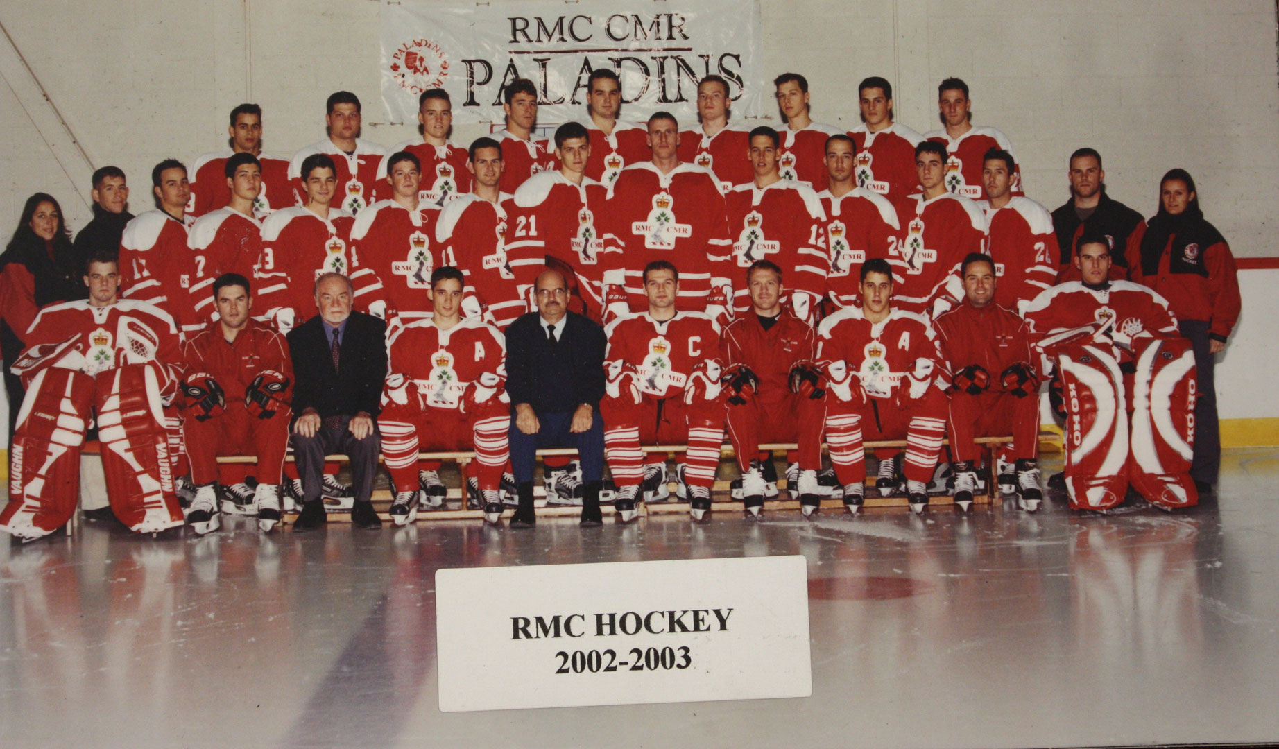 RMC Hockey 2002-03 Picture