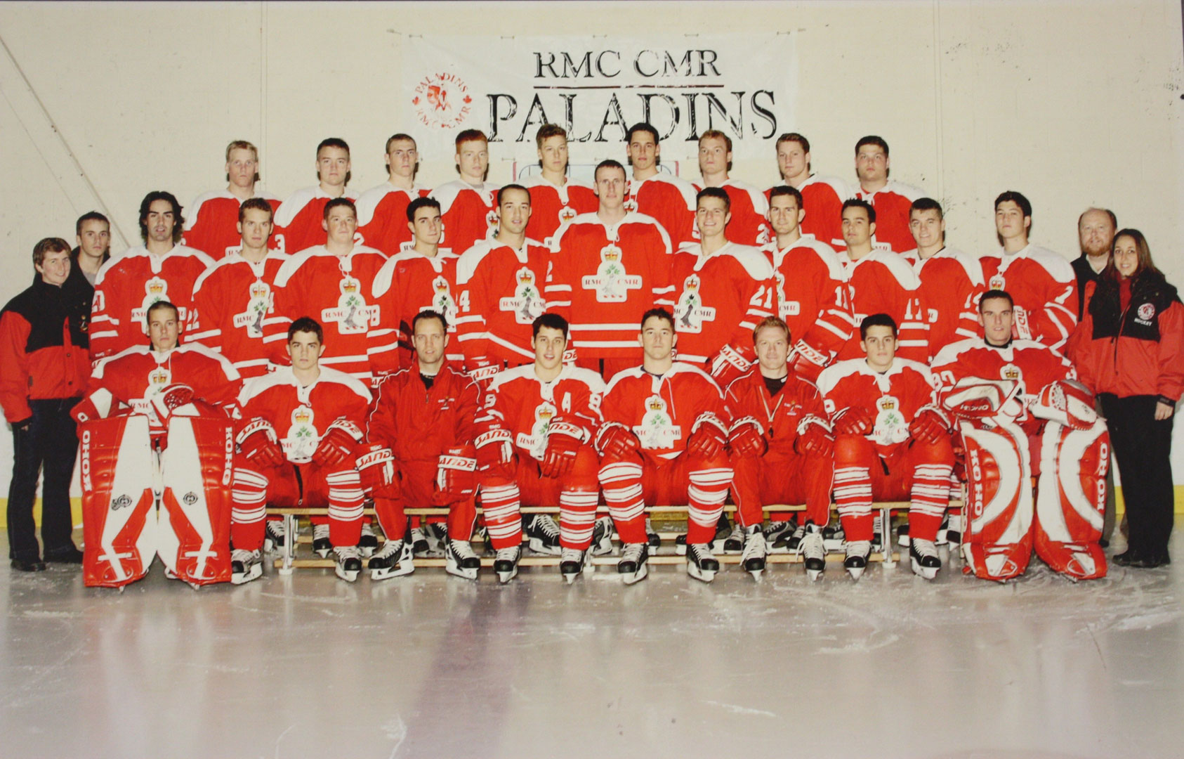 RMC Hockey 2003-04 Picture