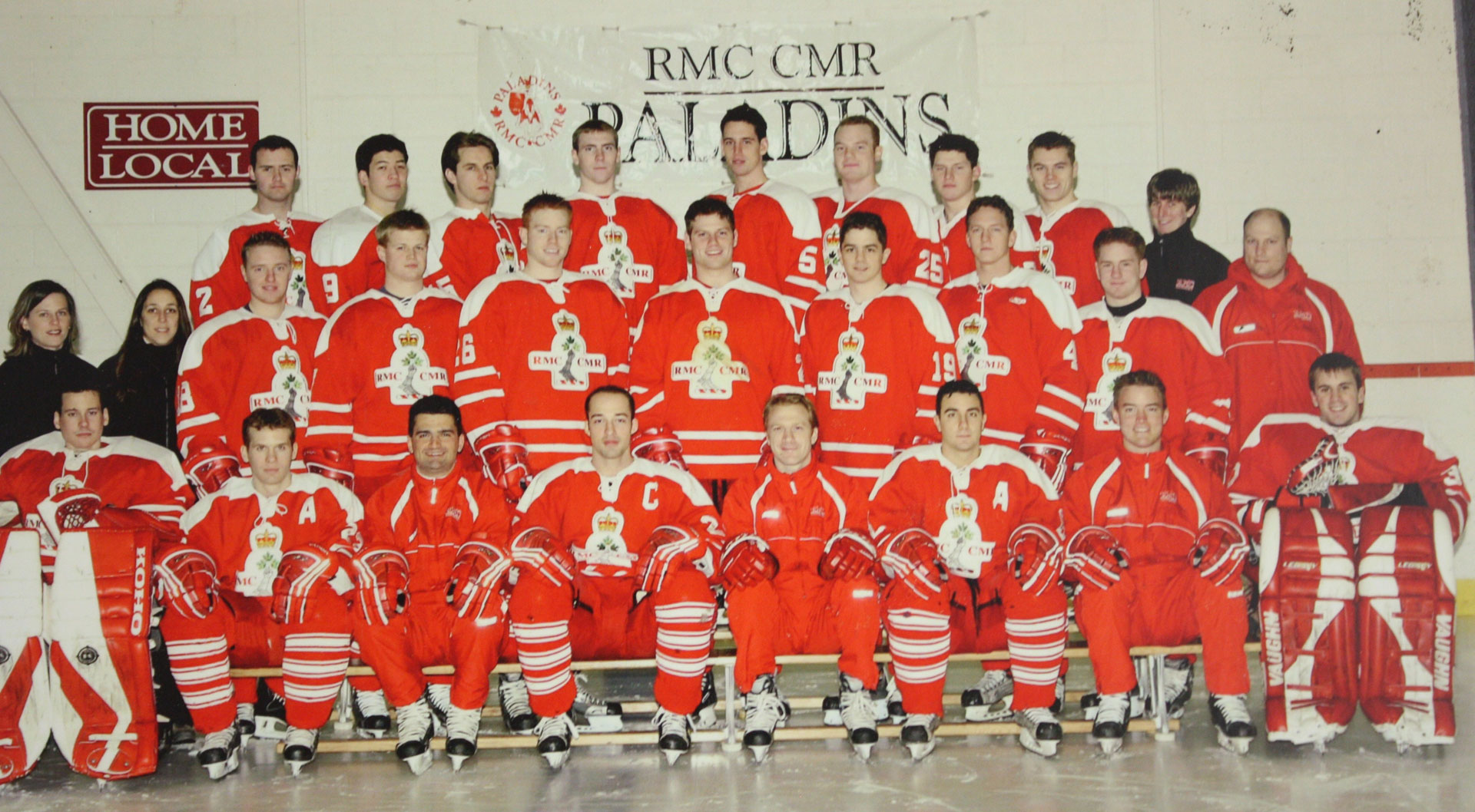 RMC Hockey 2004-05 Picture