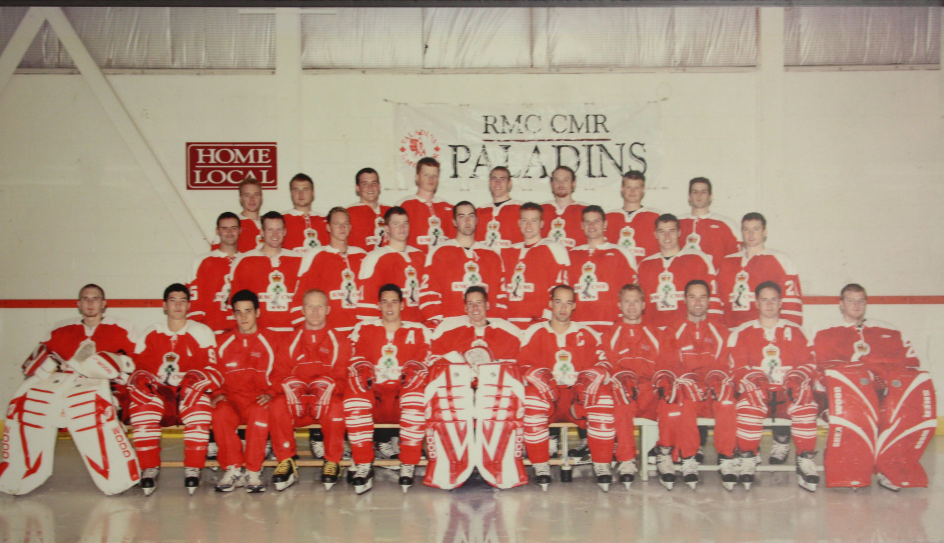 RMC Hockey 2005-06 Picture