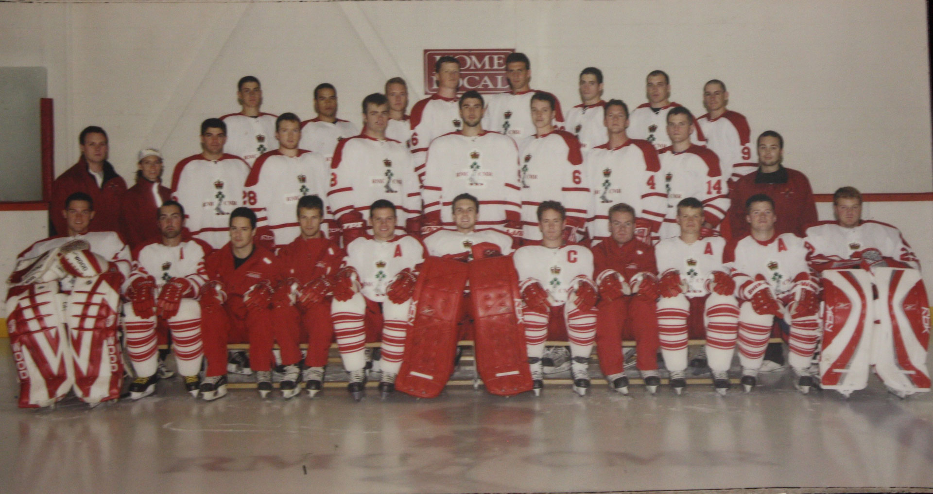 RMC Hockey 2007-08 Picture